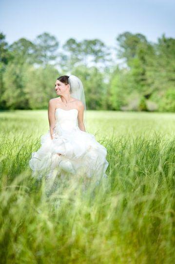Bride, Spring Island, SC