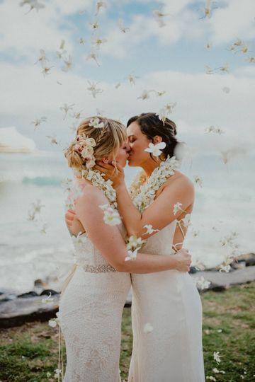 LGBTQIA+ Hawaii Wedding