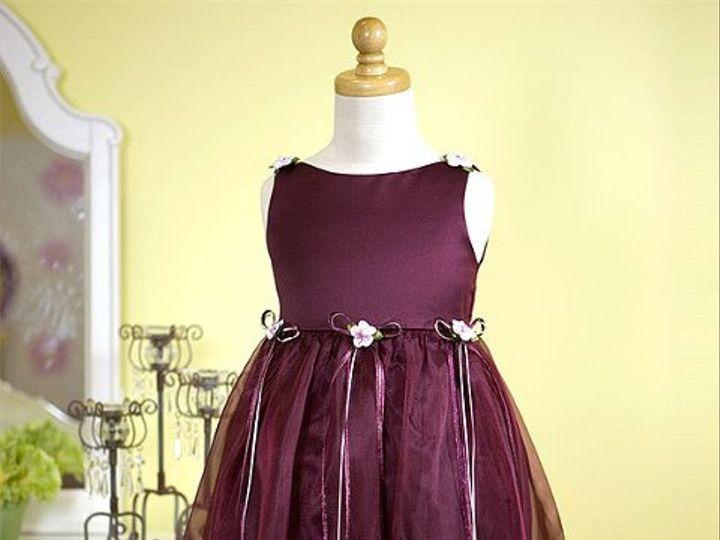 Tmx 1284624544403 Style149burgundy2 Rowland Heights wedding dress