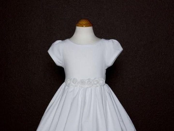 Tmx 1284624549903 Whitecottondress1 Rowland Heights wedding dress
