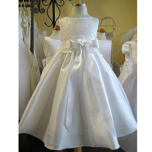 Tmx 1284624553294 Whitetaffetadress2 Rowland Heights wedding dress