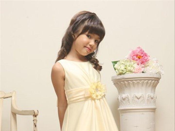 Tmx 1300236926225 KDZD1188YELLOWL0 Rowland Heights wedding dress