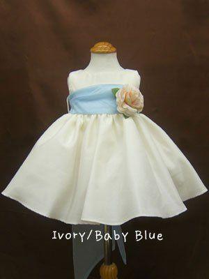 Tmx 1300236936006 Ivorybabyblue Rowland Heights wedding dress