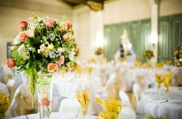 Tmx 1430868453629 Centerpiece Awc Azusa wedding catering