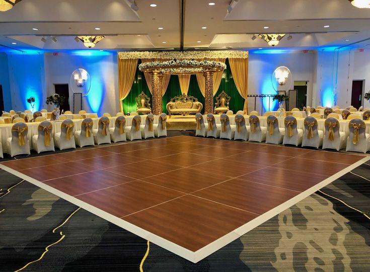 We love international weddings