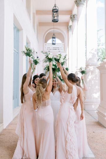 Bridesmaids - The Cardonas