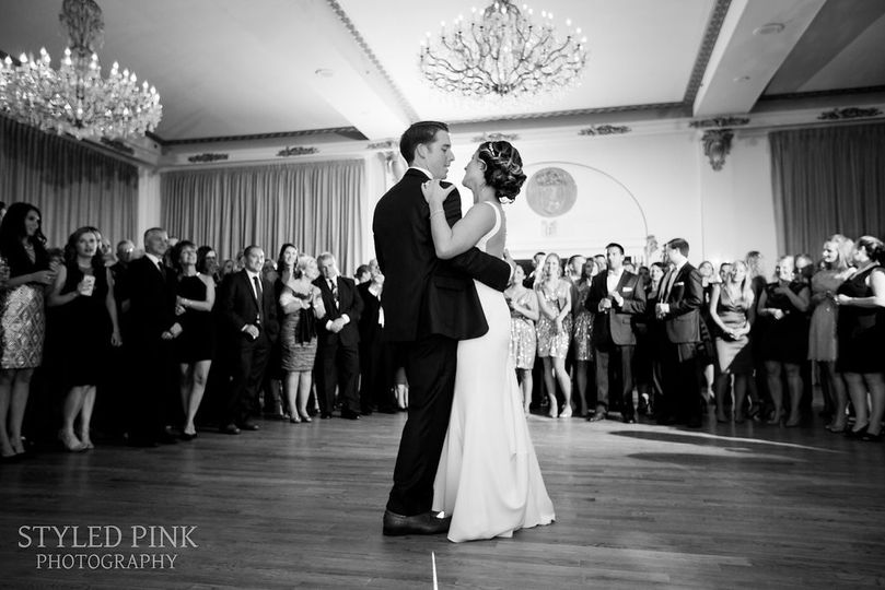 crystal first dance