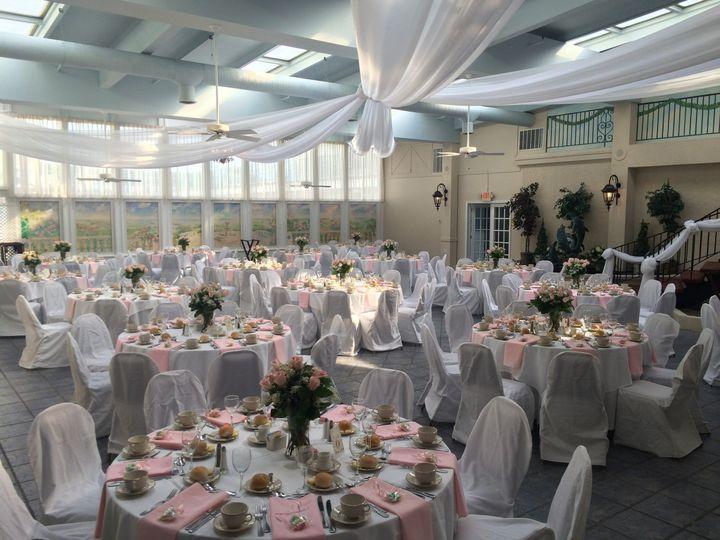The flanders hotel venue ocean city nj weddingwire for Garden rooms jersey
