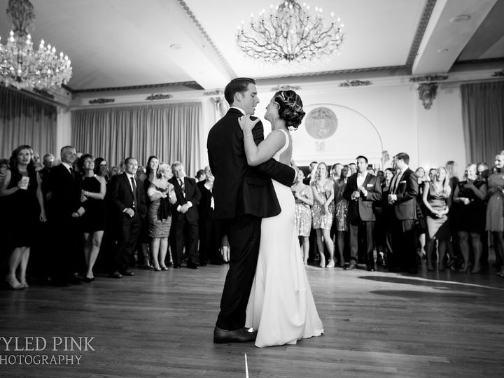 Tmx 1484937925664 Crystal First Dance Ocean City, NJ wedding venue