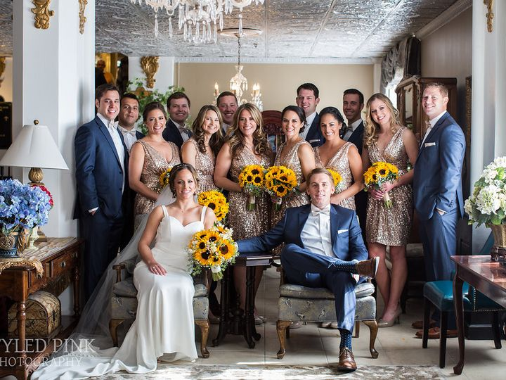 Tmx 1485284438071 Lobby Bridal Party Ocean City, NJ wedding venue