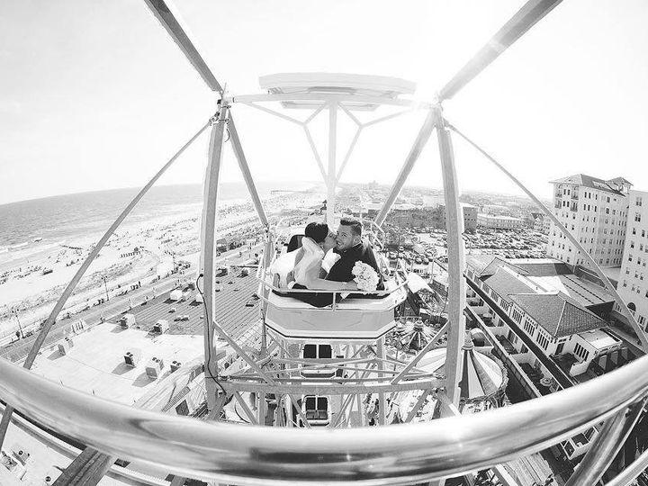 Tmx Ride Pic Ferris Wheel 51 2848 Ocean City, NJ wedding venue