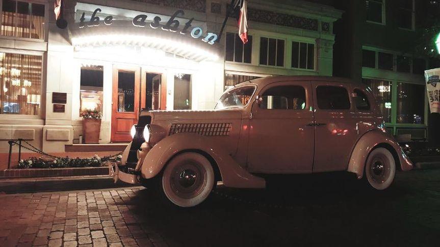 Dfw Vintage Cars Transportation Bedford Tx Weddingwire