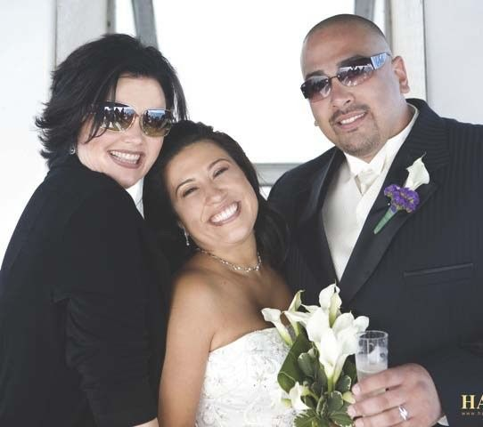 Married on a boat!!