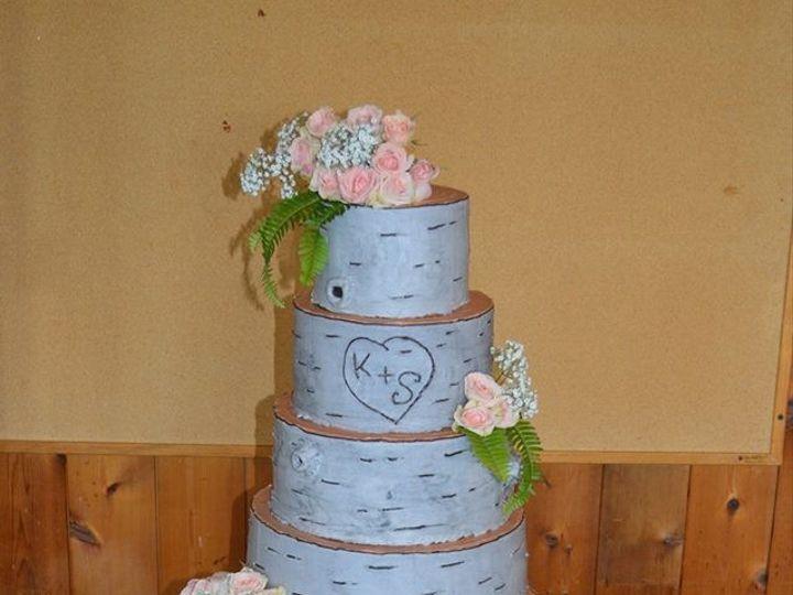 Tmx 1423853112446 Tree Wedding Cake 1 Gloucester, VA wedding cake