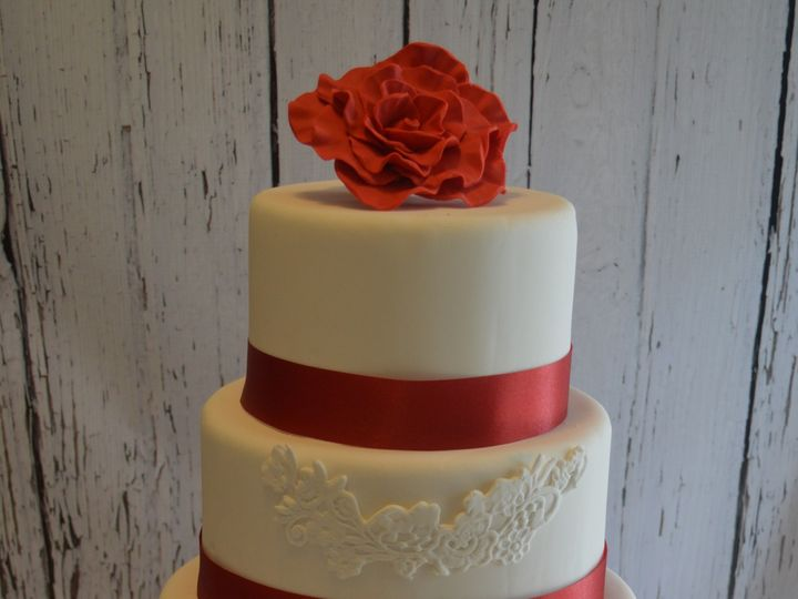 Tmx 1454875589689 Dsc0027 Gloucester, VA wedding cake