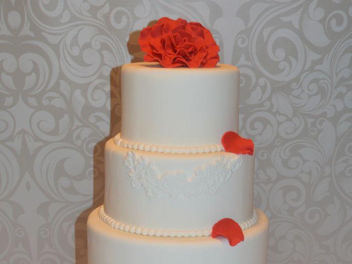 Tmx 1454875663146 Dsc0002 Gloucester, VA wedding cake