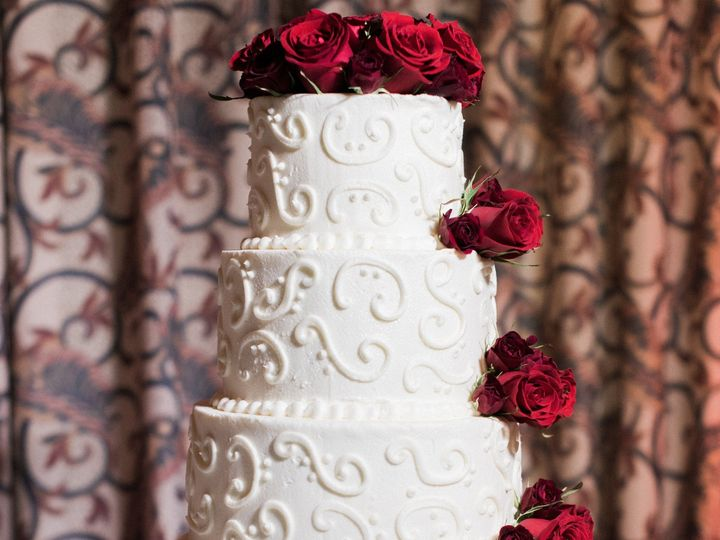 Tmx 1501335365536 Leah Jacob Reception 0128 Gloucester, VA wedding cake