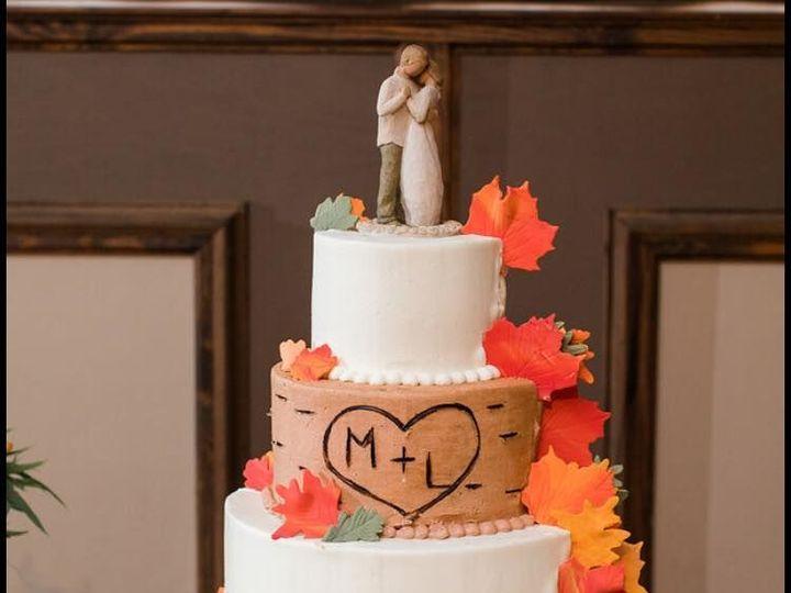Tmx 1517433902 2c09b0f087ef3104 1517433900 391a984edc520c6e 1517433899260 5 Wedding Cake 15 Gloucester, VA wedding cake