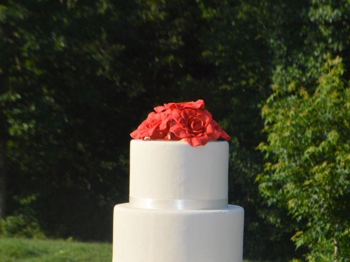 Tmx 1532344234 B9eff8ac032b4fa0 1532344231 330c1be9a7294429 1532344228702 1 DSC 0234 Gloucester, VA wedding cake