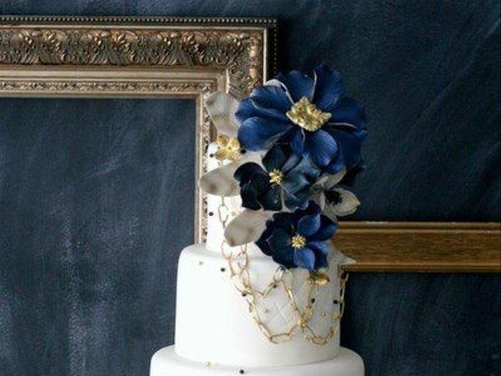 Tmx 1532344285 C46f948d00b51411 1532344284 9b42ecc8937ac9eb 1532344284289 4 Wedding Cake 46 Gloucester, VA wedding cake