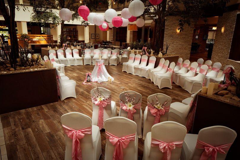 Embassy Suites Nashville Airport Venue Nashville TN WeddingWire