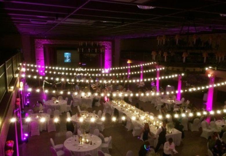 Bistro Wedding