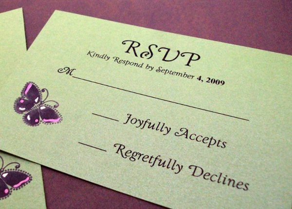 Tmx 1246588336569 Butterfly4 Newburgh wedding invitation