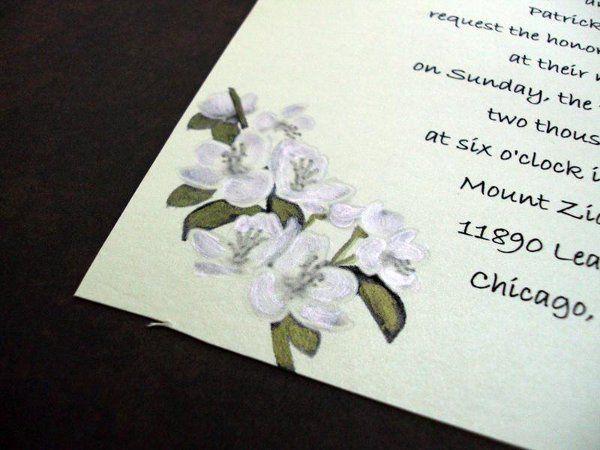 Tmx 1246588368897 Cherryblossom2 Newburgh wedding invitation