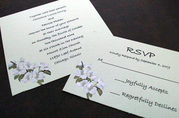 Tmx 1246588392975 Cherryblossom4 Newburgh wedding invitation