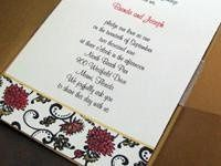 Tmx 1246588452506 FlowersinBloo Newburgh wedding invitation