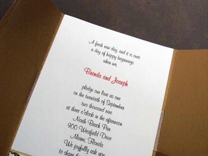 Tmx 1246588497850 Flowersinbloom2 Newburgh wedding invitation