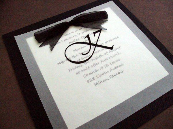 Tmx 1256842614649 Blacktieaffair1 Newburgh wedding invitation