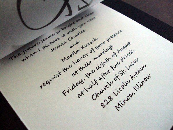 Tmx 1256842659384 Blacktieaffair4 Newburgh wedding invitation