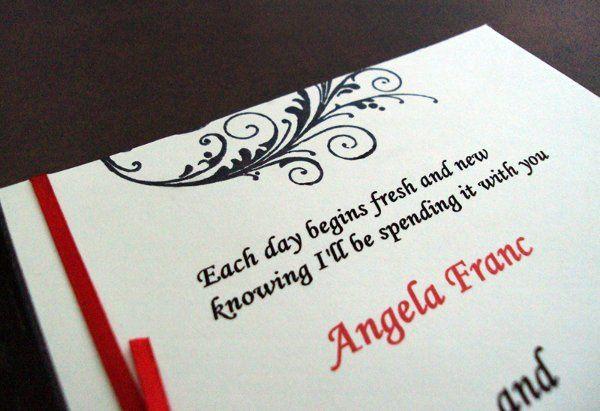 Tmx 1256842905634 Ribbonflourish3 Newburgh wedding invitation
