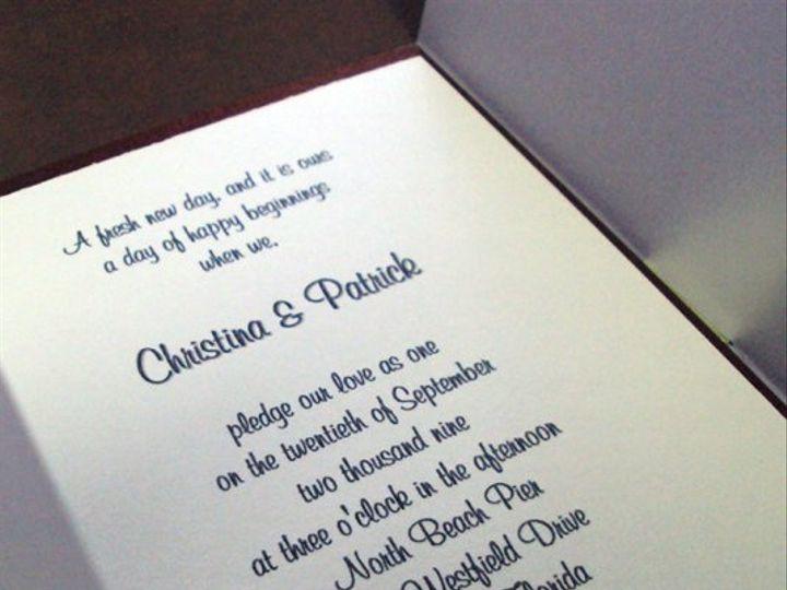 Tmx 1256842958540 Sheerelegance2 Newburgh wedding invitation