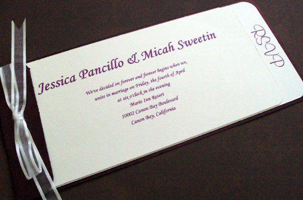 Tmx 1256843019524 Tearaway1 Newburgh wedding invitation