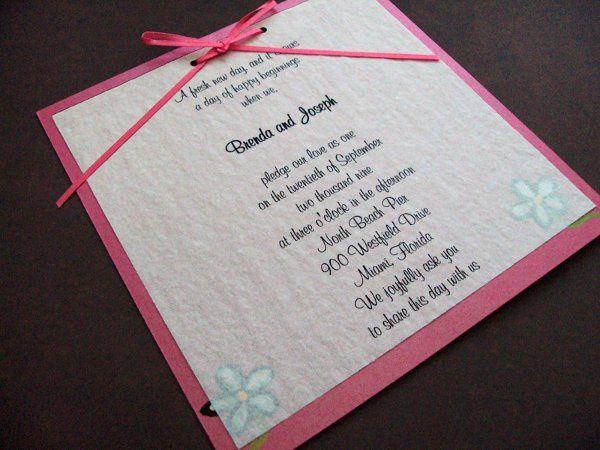 Tmx 1256843213274 Whoospiedaisy1 Newburgh wedding invitation