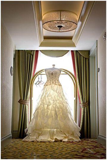 Julie's Wedding Gown