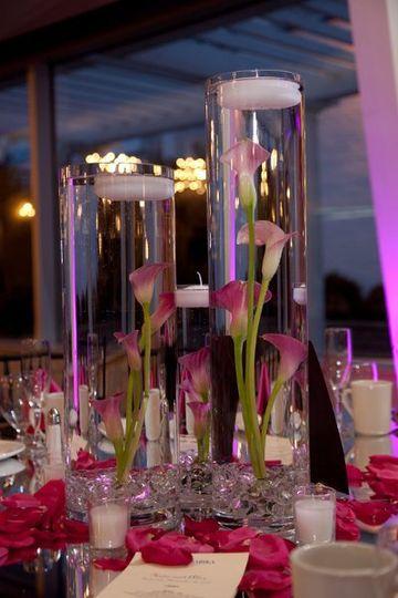 Table Centerpiece Paragon Flowers