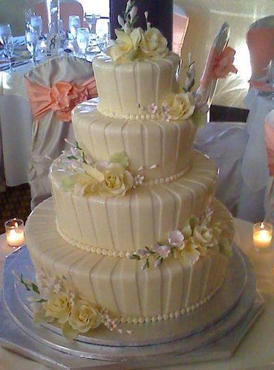 Elegant Cake Flowers Paragon Flowers