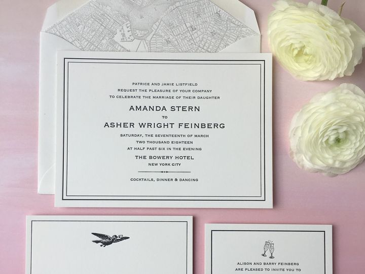 Tmx 1534451906 8dff35a27faeed8a 1534451904 Ab39af54846a39cc 1534451903788 6 Amanda Asher 1 Brooklyn wedding invitation