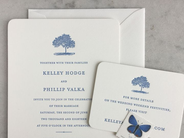 Tmx 1534452079 08768d545a3f3636 1534452077 F207da700cd1d2dd 1534452077032 9 Pictorial Kelley H Brooklyn wedding invitation