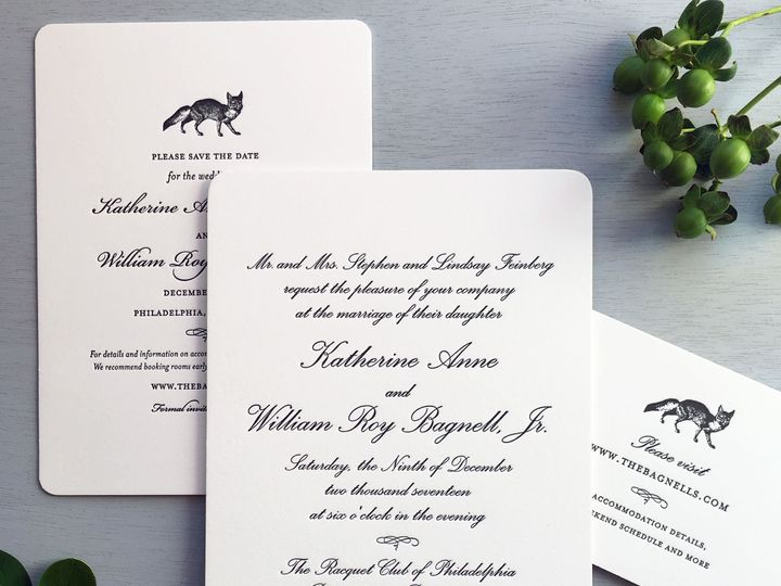 Tmx 1534452527 0e621e52cc5fe8f4 1534452524 8cd2b16208365c13 1534452523828 17 Invite Katy 1 Brooklyn wedding invitation