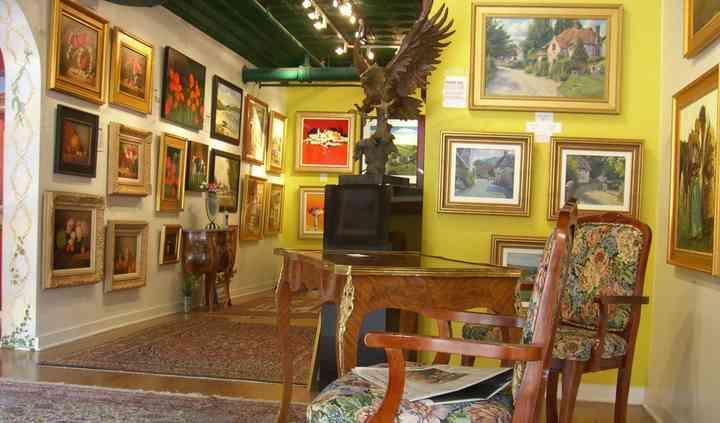 Westport River Gallery