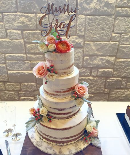 Cakeaholics Bakery Wedding Cake Arlington TX WeddingWire - Wedding Cakes Arlington Tx