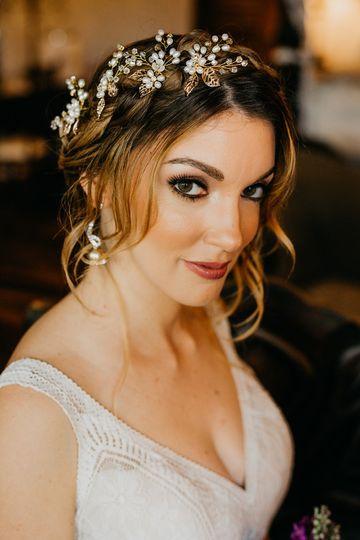 Bride Beautiful Portrait