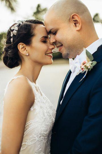Micro wedding at Fogo de Chao