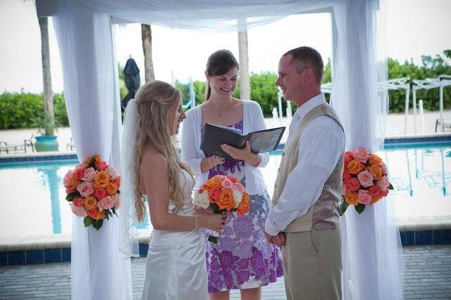 sundial wedding
