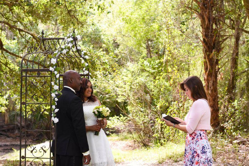 myakkahatchee wedding