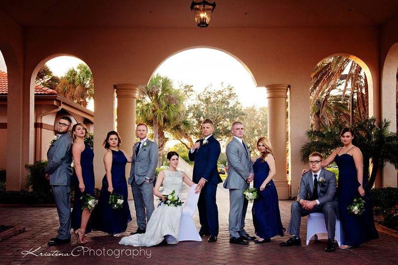 justin and mel wedding